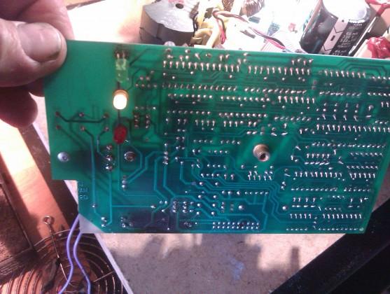 zivan mod k2 reparation voltmeter  ladeteknik og batterier korsels logbog