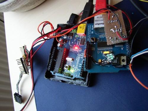 Arduino projekter