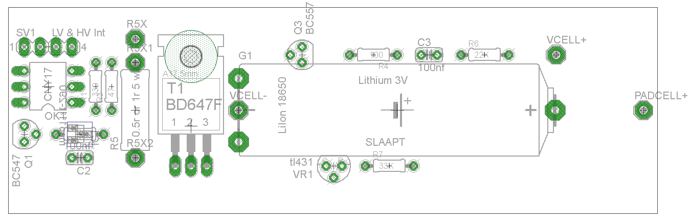 Arduino BMS cell balancing PCB for LiIon and LiFePo4 battery cells ...