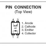 Galvanisk adskillelse med nec optocoupler 2561 4 pin