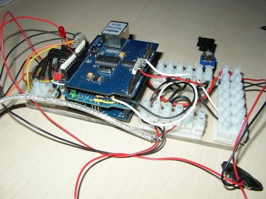 open source solar datalogger med arduino
