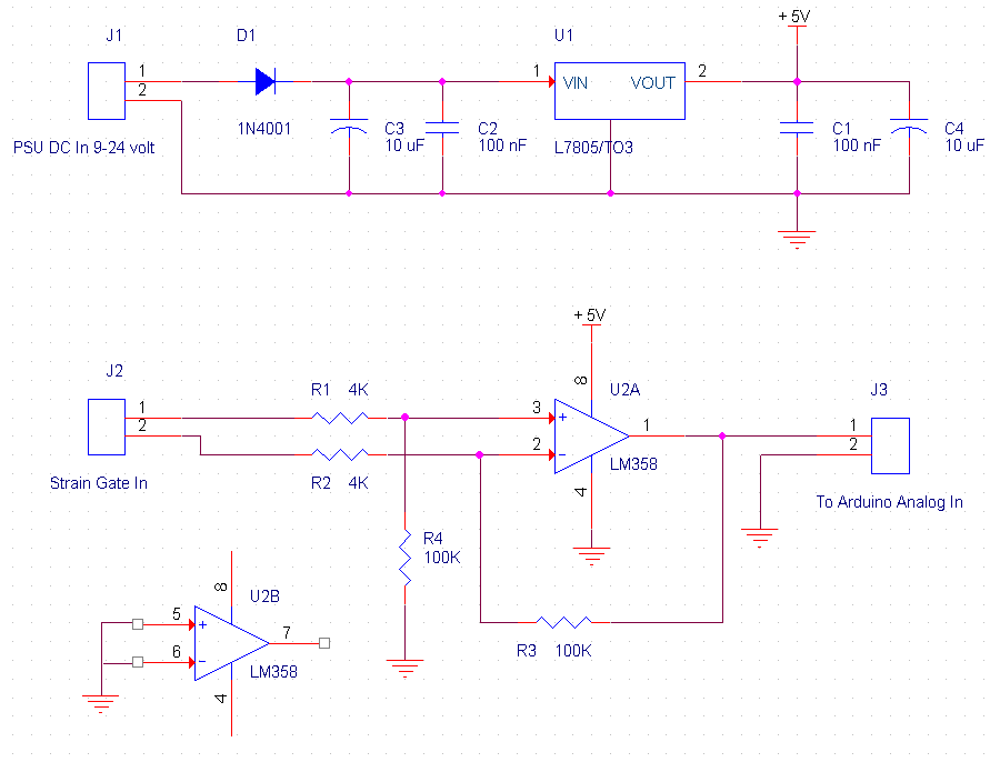 Reading Strain Gauge Scales with Arduino Deferred